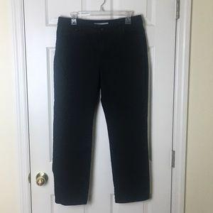 Chico's platinum denim jeans (black)
